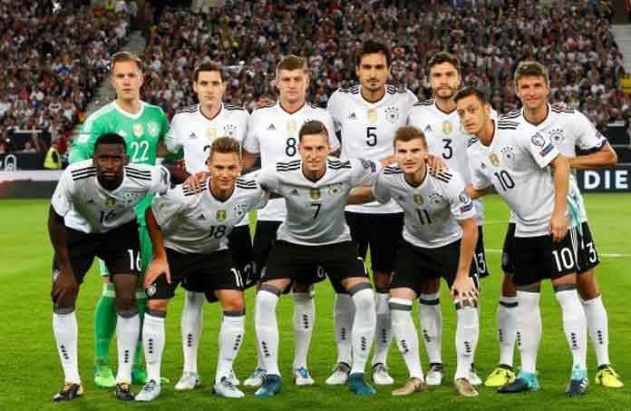 Nama-nama Pemain Timnas Jerman