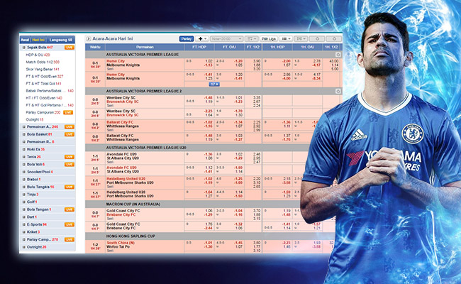 Tips Jitu Pasang Taruhan Sbobet Bola Iphone
